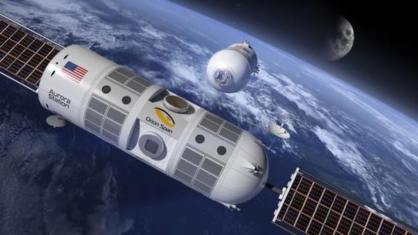BBC - Future - Would you want to stay in a space hotel?
