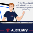 How to compete with a $200 a month bookkeeping service
