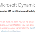 New Courses for Learning Power Platform & Dynamics 365