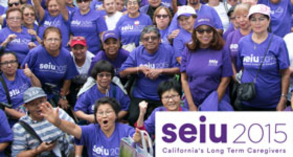 Monterey County Unionized Caregivers