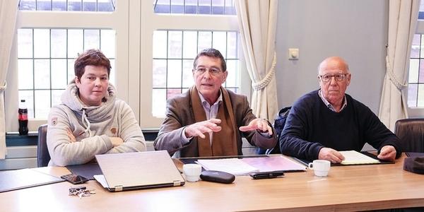 Frasnes : Un projet de pré-Ravel est enfin sur les rails - Frasnes:  netwerk van trage wegen krijgt vorm