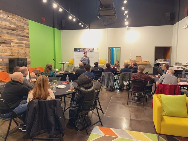 On February 20 we trained over 20 of our volunteers at our Stewardship Volunteer Equip. Click the image above to read through what we discussed at our meeting.