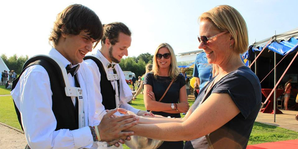 Schonen handen dankzij de Wasman - EventGoodies