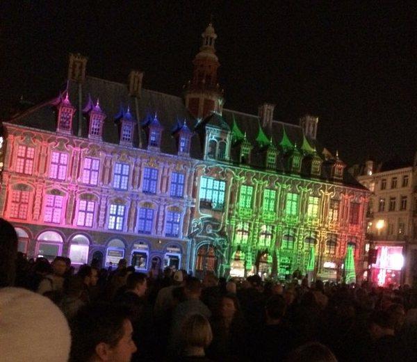 Video mapping festival : ce qui vous attend, à Lille et dans les Hauts-de-France, pour l'édition 2019 – Wat u mag verwachten op het komende Video Mapping Festival