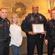 Fort Walton Beach Police Department recognizes 2018 Employee and Officer of the Year