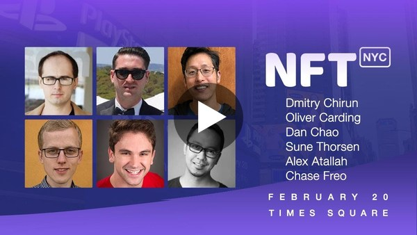 NFT Gaming Panel at NFT.NYC