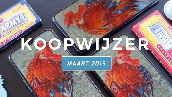Dit zijn de beste smartphones van maart 2019   Telekoopwijzer