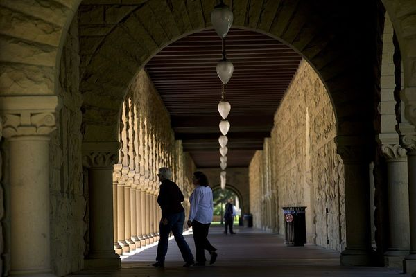Dreamers and Dropouts: Tales From Stanford, Home of Unicorns - Bloomberg