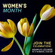 3/20 - #WomensHistoryMonth - Join the Celebration. FREE Event.