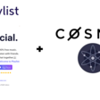 A popular social music streaming app picks Cosmos to build a hybrid decentralized ecosystem