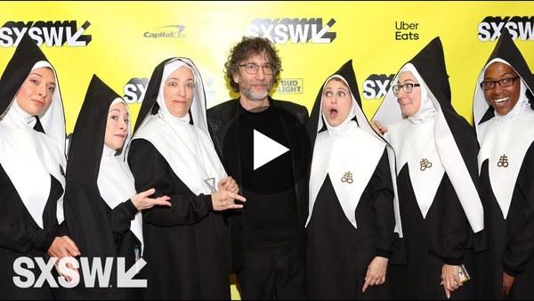 A Conversation with Neil Gaiman & Kristen Vangsness   SXSW 2019