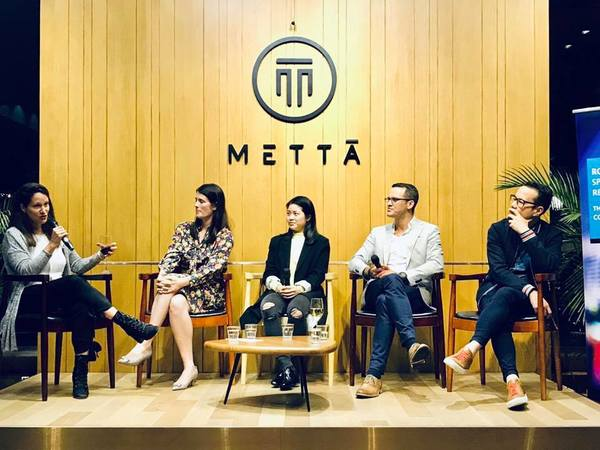 I was invited to be on an International Women's Day panel to talk about Women in Tech. It's a topic I feel needs more spotlight on.
