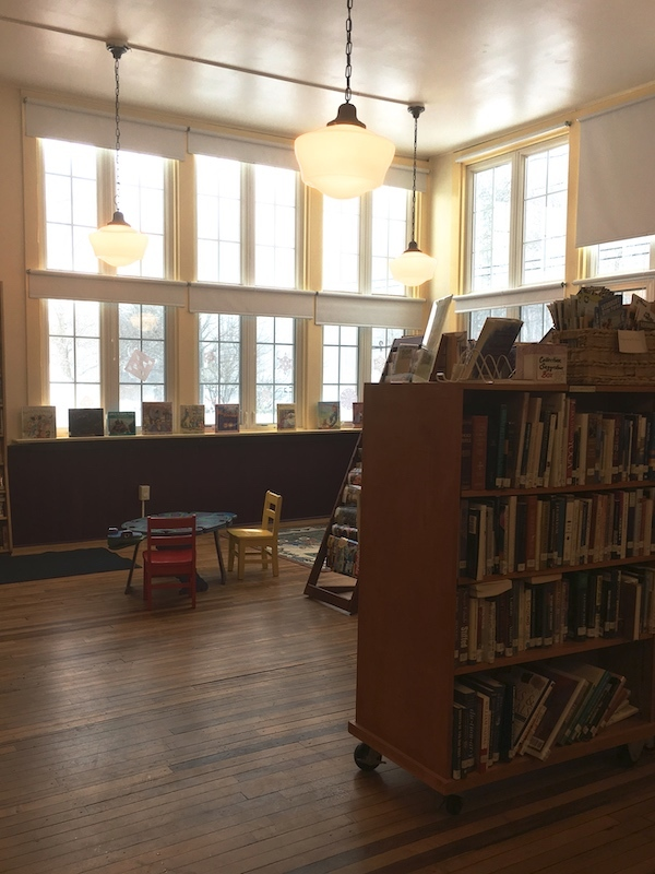 Vermont libraries and their money and towns
