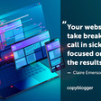 5 Easy Ways to Transform Your Website into a Standout Salesperson | Copyblogger