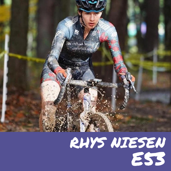 E53 - Rhys Niesen - Cross, JAM Fund, Racing & More | Out of Bounds Podcast
