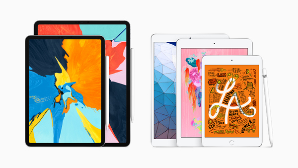 Apple kondigt onverwachts gloednieuwe iPad Air en Mini aan - WANT