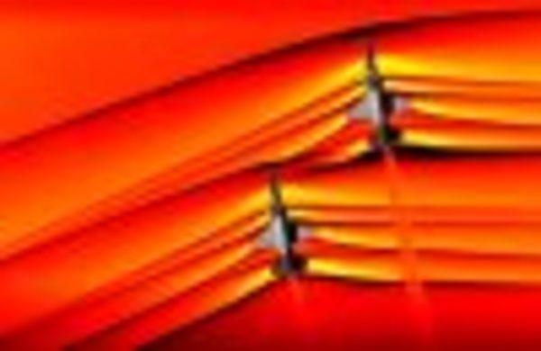NASA po raz pierwszy uchwyciła interakcje fal uderzeniowych dwóch samolotów – Crazy Nauka