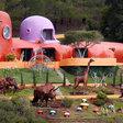 Meet the Flintstone house, now declared a 'public nuisance'