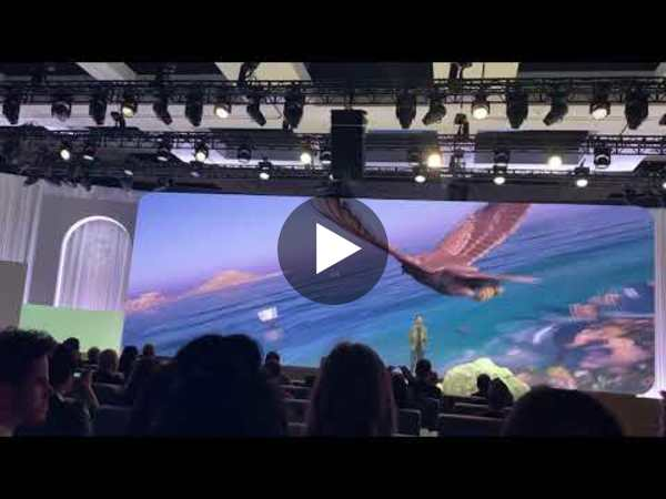 Dean puts you into the room when Google shows off Stadia's cloud-gaming platform at the Game Developers Conference 2019.