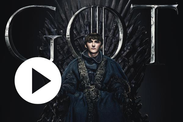 ¿Dónde están mis dragones?—Bran Stark (ep.3)