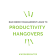 Intro to Energy Management: Why Productivity is All About the Energy