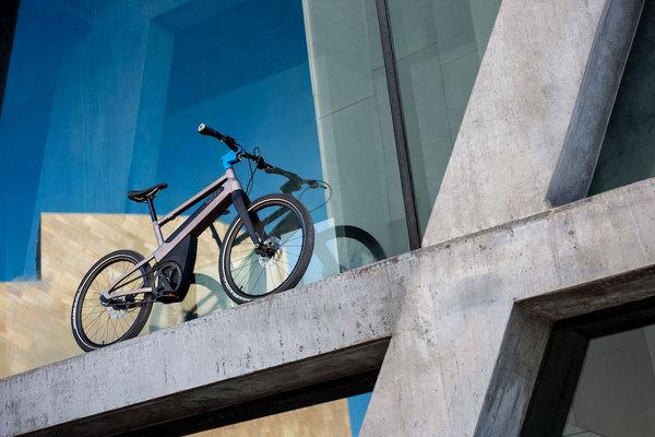 iWEECH. La e-bike più intelligente al mondo, 100% automatica