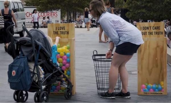 International Fact-Checking Day in Sydney