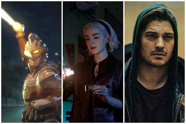 Las nuevas series de Netflix para abril de 2019