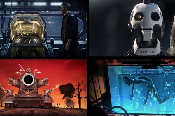 Todos los episodios de 'Love, Death & Robots', de peor a mejor
