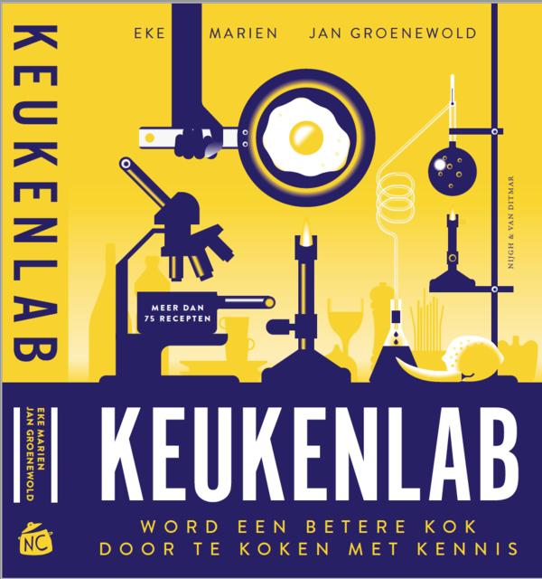 Cover van ons nieuwe boek