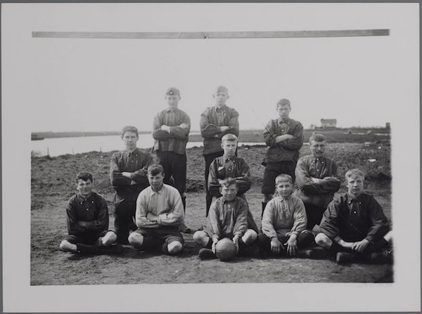 De oudste Zaanse sportclubs (editie III – 131 clubs) | De Orkaan