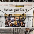 Le patron du « NY Times » met en garde contre le « Netflix de la presse » d'Apple