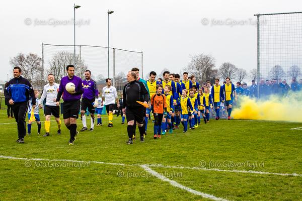 Kerkwijk boekt tegen Well tweede derbyzege in twee maanden