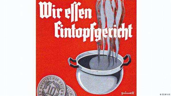 Deutsche Wörter, die aus der Nazizeit stammen
