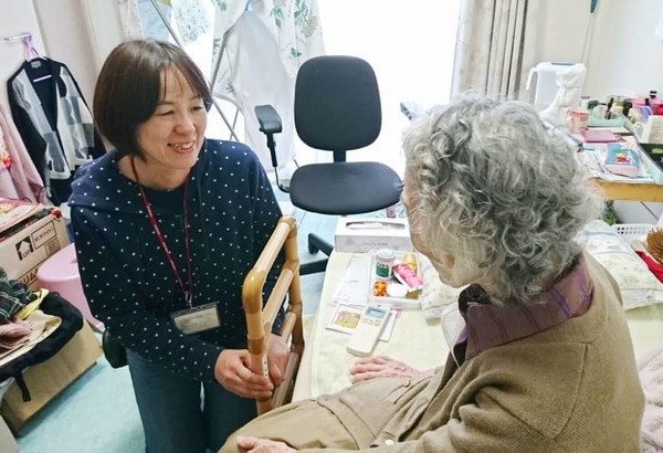 Japan Looks at Harassment in Home Care