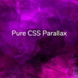 Pure CSS Parallax Scrolling
