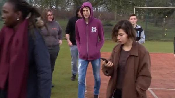 Roubaix : des jeunes incités à la mobilité - Roubaix: jongeren aangemoedigd te verhuizen