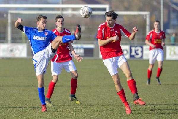 Cabauw, Haastrecht en Stolwijk denken na over zaterdagvoetbal