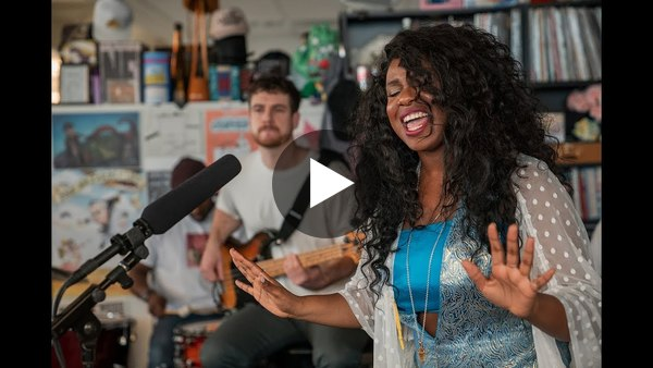 Nao: NPR Music Tiny Desk Concert