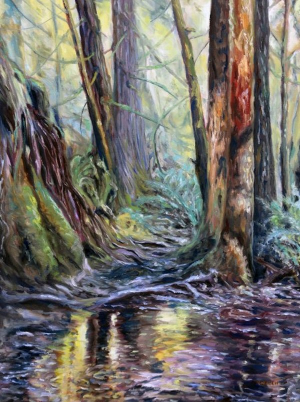 When I am Among the Trees by Terrill Welch | Artwork Archive