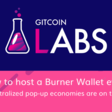 How to host a Burner Wallet event