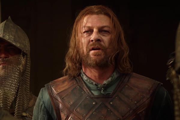La mejor escena de 'Juego de tronos' es la muerte de Ned Stark