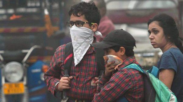 Delhi's air pollution may make you sad