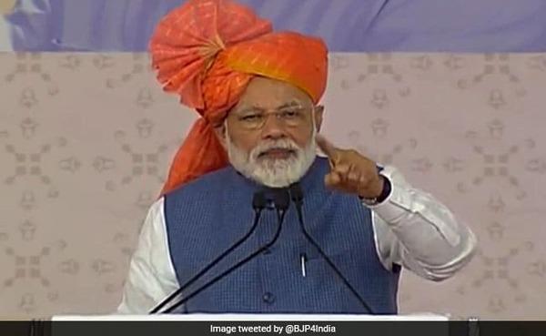 PM Modi lays foundation stone for Khurja & Buxar thermal power plants