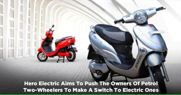 Hero Electric promotes e-scooters with discounts