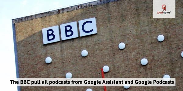 The end of open: BBC blocks its podcasts on Google [UPDATED]