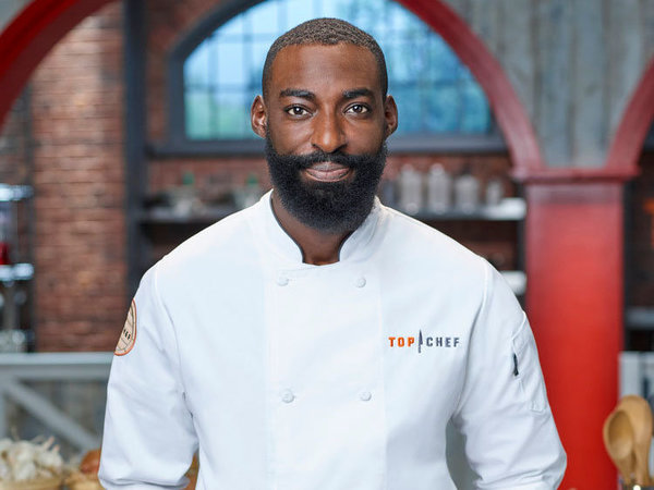 'Top Chef's' Eric Adjepong on Being 'The People's Champ' | Food & Wine