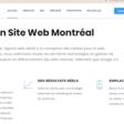 Conception Web Montréal
