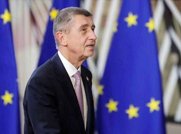 De premier van Tsjechië