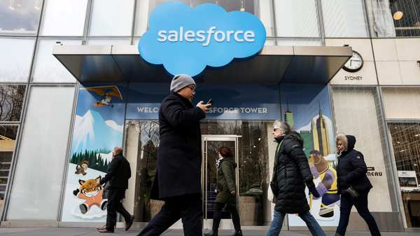 50 Women Accuse Tech Giant Salesforce of 'Facilitating' Their Sex Trafficking and Prostitution